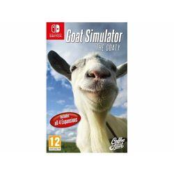 COFFEE STAIN STUDIOS Goat Simulator: THE GOATY Nintendo Switch
