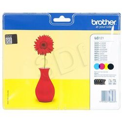 Brother LC 121 Multi Pack