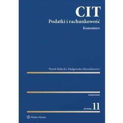 CIT Komentarz Podatki i rachunkowość