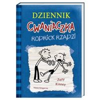 Literatura młodzieżowa, Dziennik cwaniaczka rodrick rządzi - jeff kinney (opr. broszurowa)