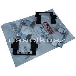 Zestaw montażowy przednich klocków Pontiac Torrent 2006