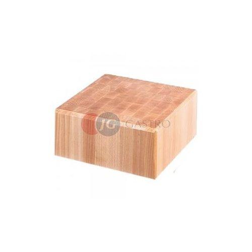 Pozostała gastronomia, Kloc masarski 400x400 drewniany 684410