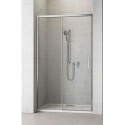 Radaway Idea DWJ drzwi wnękowe 110 cm lewe, szkło przejrzyste, wys. 205 cm, 387015-01-01L