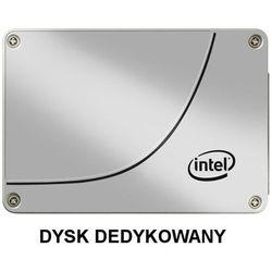 Dysk SSD 960GB HP ProLiant DL20 G9 2,5'' SATA III 6Gb/s 600MB/s wewnętrzny | SSDSC2BB960G701