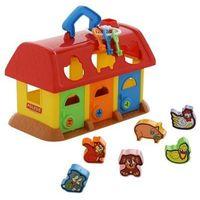 Pozostałe zabawki, Domek dla zwierząt w siatce - DARMOWA DOSTAWA OD 250 ZŁ!!
