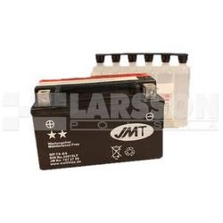 Akumulator bezobsługowy JMT YTX7A-BS (WP7A-B) 1100201 Suzuki AN 125, Kymco Stryker 125