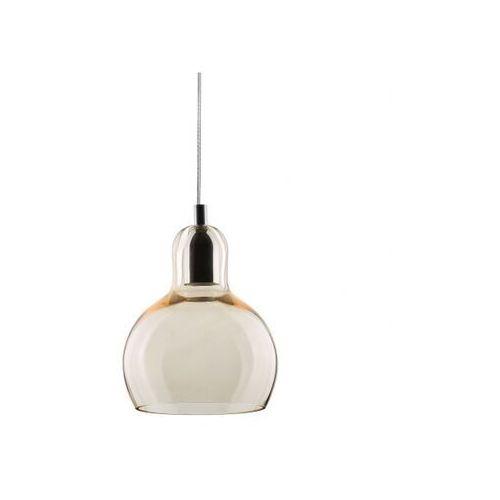 Lampy sufitowe, Żyrandol na drutu MANGO 1xE27/60W/230V beżowy