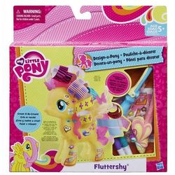 Hasbro My Little Pony Kucyk Fluttershy do dekorowania