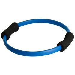 Ring elastyczny do treningów fitness, 39 cm, niebiesko-czarny