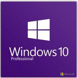 Microsoft Windows 10 Professional PL OEM (nowy klucz)