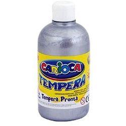 Farba Carioca tempera srebrna 500ml (ko027/25)
