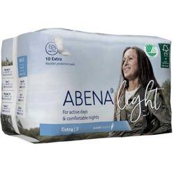ABENA Light extra - wkładki chłonne dla kobiet 10 szt.
