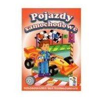 Książki dla dzieci, Pojazdy samochodowe pasja (opr. broszurowa)