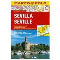 Mapy i atlasy turystyczne, Sewilla mapa 1:15 000 Marco Polo (opr. miękka)