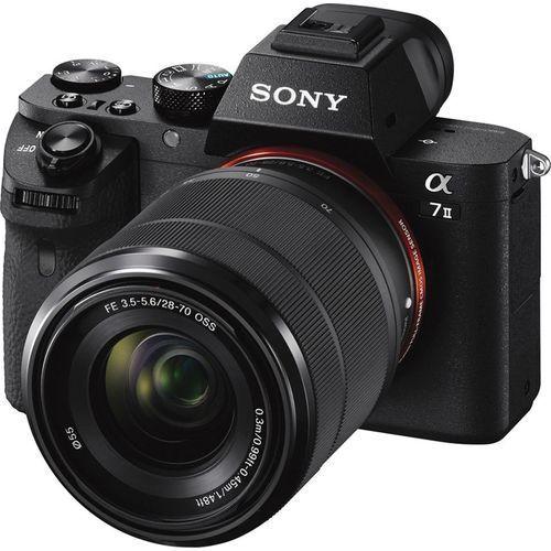 Aparaty kompaktowe, Sony Alpha A7 II