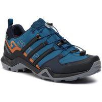 Męskie obuwie sportowe, Buty adidas - Terrex Swift R2 Gtx GORE-TEX G26553 Legmar/Cblack/Teccop