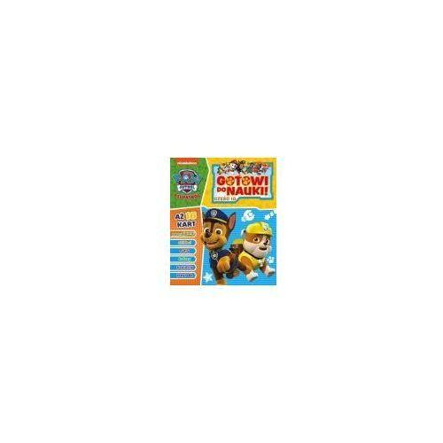 Książki dla dzieci, Psi Patrol. Gotowi do nauki cz.10 (opr. broszurowa)