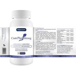 Cum Plus Strong Suplement Diety Poprawiający Jakość Spermy 60 kaps | 100% DYSKRECJI | BEZPIECZNE ZAKUPY