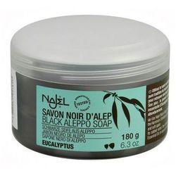 czarne mydło SAVON NOIR z eukaliptusem