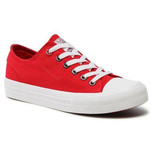 Damskie obuwie sportowe, Trampki CROSS JEANS - HH2R4020C Red