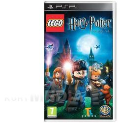 LEGO Harry Potter Lata 1-4 (PSP)