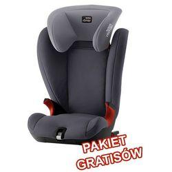 Britax Romer Kidfix SL Storm Grey Black Series >>> pakiet gratisów <<< wys 24H, serwis door to door, HOLOGRAM