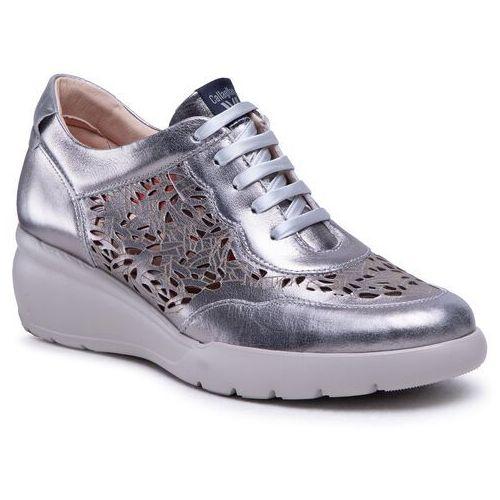 Damskie obuwie sportowe, Sneakersy CALLAGHAN - Polvore 28904 Plomo