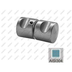 Pochwyt - gałka AISI 304, K320, D32mm