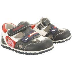 WOJTYŁKO 1BA11214 granat, sandały/półbuty dziecięce, rozmiary: 20-23 - Granatowy