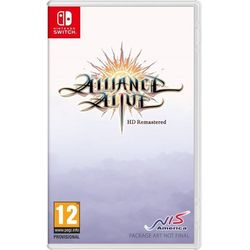 The Alliance Alive HD Remastered Switch