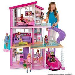 Mattel Barbie Dreamhouse Idealny domek dla lalek światła i dźwięki