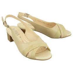 ALPINA 9J13-8 AMELIA sabia/beige, sandały damskie