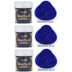 La Riche Directions   Zestaw tonerów koloryzujących: kolor Midnight Blue 3x88ml