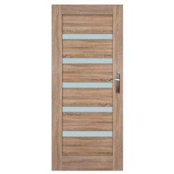 Drzwi pokojowe Everhouse Credis 70 lewe dąb sonoma