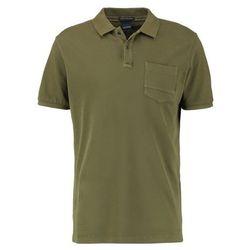 Scotch & Soda POLO POCKET Koszulka polo military green
