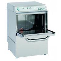 Zmywarki gastronomiczne, Zmywarka do szkła z dozownikiem płynu myjącego 400x400 Asber Tech-400 DD