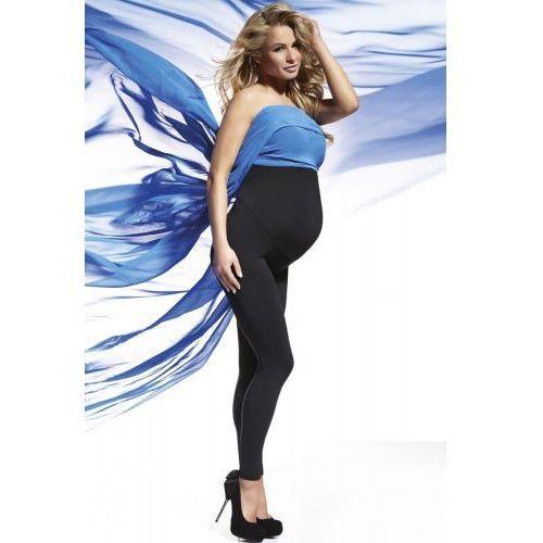 Legginsy ciążowe, 1 Bas Bleu Anabel PZ legginsy ciążowe 200 den PROMO