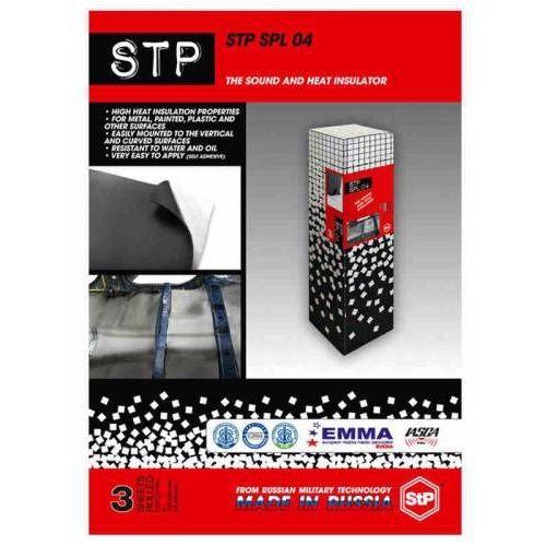Maty wygłuszające do samochodu, STP SPL 04 izolacja akustyczna podłogi dachu