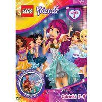 Bajki, LEGO Friends. Część 3 (odcinki 7-9) (DVD)