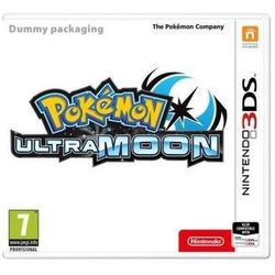 Gra 3DS Pokémon Ultra Moon Fan Edition