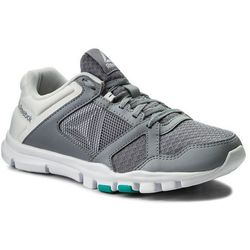 Buty Reebok - Yourflex Trainette 10 Mt CN1252 Cool Shadow/White/Teal
