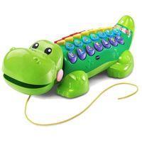 Pozostałe zabawki edukacyjne, Vtech Literkowy Aligator Edukator