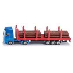 SIKU 1659 Ciężarówka do transportu drewna