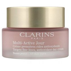 Clarins Multi Active Antioxidant Day Cream (W) krem do twarzy na dzień 50ml