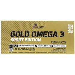 Gold Omega 3 sport edition 120kaps