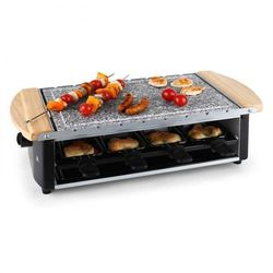 Chateaubriand grill raclettepłyta kamienna8 osób 1200 watów