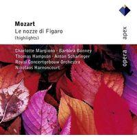Pozostała muzyka rozrywkowa, MOZA:LE NOZZE DI FIGARO - N./rco Harnoncourt (Płyta CD)