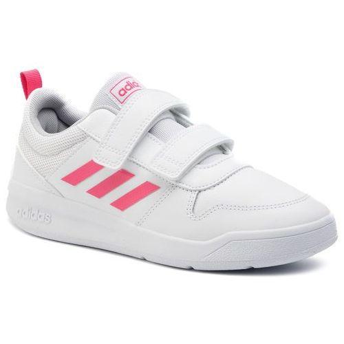 Buty sportowe dla dzieci, Buty adidas - Tensaugrus C EF1097 Ftwwht/Reapnk/Ftwwht