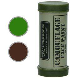 Highlander Farba Maskująca GI Camo Olive/Brąz