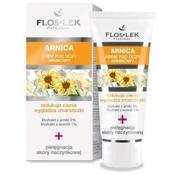 Flos pHarma Arnica krem pod oczy, 30 ml - FLOS-LEK
